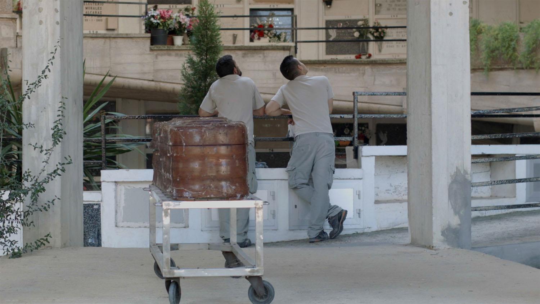 Documental Miguel Eek - Cementerio Palma Mallorca